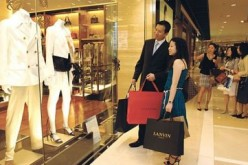 More Chinese are now buying luxury items online.