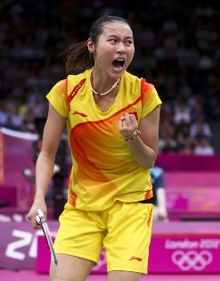 Wang Yihan, BWF No. 6 WS player, together with other Chinese badminton seeded players, will advance to the qualifying match of the World Badminton Championship.