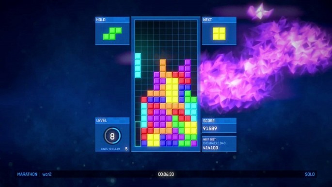 Tetris, the well-loved mobile game with more than 500 million downloads, is set to hit the big screens.