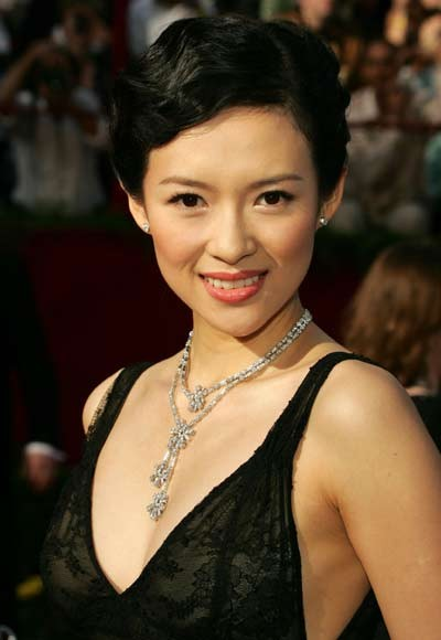 Rumors of Zhang Ziyi's pregnancy have been around since March.