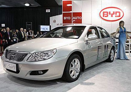BYD has reportedly developed ternary batteries for use in its electric vehicles, according to a document released by the government.