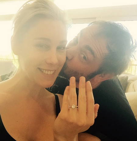"""Supernatural"" actor Mark Sheppard is engaged to his girlfriend."