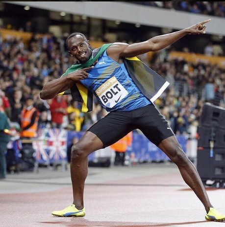 The Fastest Man Usain Bolt Wins The 100m After Defeating Justin Gatlin, Andre De Grasses And Trayvon Bromell Win Bronze