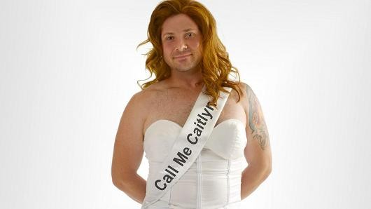 A rumored Caitlyn Jenner Halloween costume has created a buzz in social media.