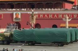 China will showcase new military armaments in the upcoming V-J Day parade on Sept. 3.