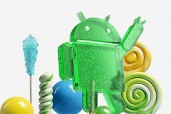 The most recent major Android update is Android 5.0
