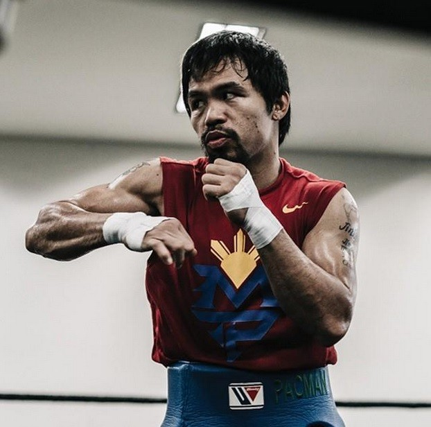 Pirate Torrenting Manny Pacquiao's Documentary – 'Manny' Is Slapped With A $30000 Fine As Damages
