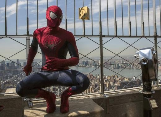 A new Spider-Man 2017 film will be made in the Marvel Cinematic Universe directed by Jon Watts and it stars Tom Holland and Marisa Tomei