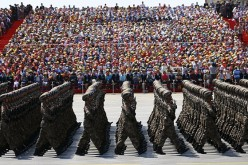 China has pulled off a momentous V-J Day parade on Sept. 3 at the iconic Tiananmen Square in Beijing.