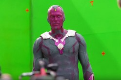 "Paul Bettany played The Vision in Joss Whedon's ""Avengers: Age of Ultron."""