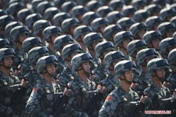 The Chinese people felt elated and overwhelmed with the success of the V-Day military parade.