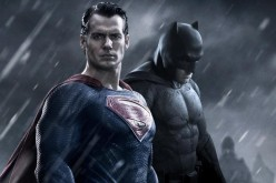 "Henry Cavill will play Superman while Ben Affleck will play Batman in Zack Snyder's ""Batman v Superman: Dawn of Justice."""