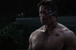 "Arnold Swarzenegger played the Guardian in Alan Taylor's action sci-fi film ""Terminator Genisys."""