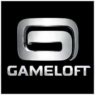 The Gameloft logo