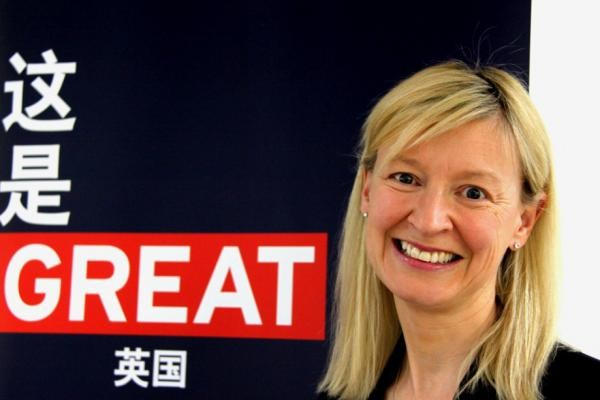 Dr. Catherine Raines, chief executive of UKTI, says that the collaboration will allow U.K. businesses to penetrate the Chinese market deeper.