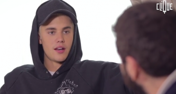 Justin Bieber Interview with Clique