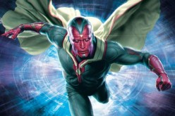 "Paul Bettany will play The Vision in Joe Russo and Anthony Russo's upcoming Marvel Comics film ""Captain America: Civil War."""