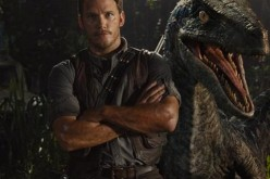 Chris Pratt played Owen Grady in Colin Trevorrow's