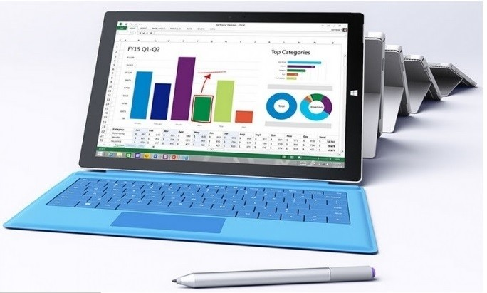 Microsoft Surface Pro 4 will have a GPU with two times the performance of Surface Pro 3