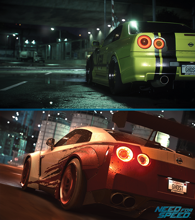 Need for speed's full car list has been revealed.