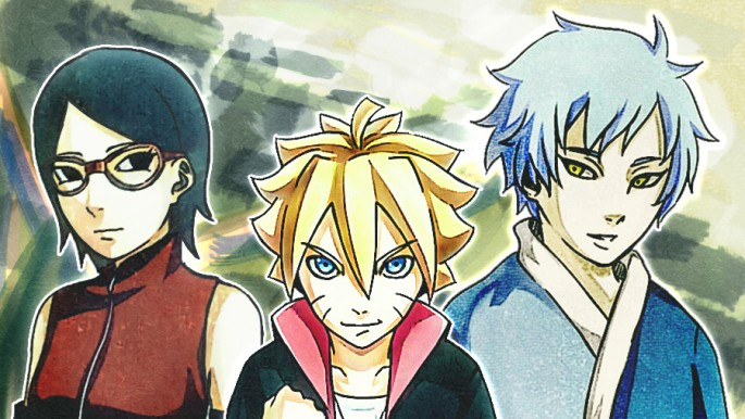 Watch Boruto: Naruto Next Generations Online at Hulu