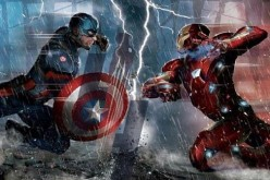 Captain America clashes will Iron Man in Joe Russo and Anthony Russo's