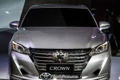 The 2016 Toyota Crown features the world's first creation Intelligent Transportation System (ITS).