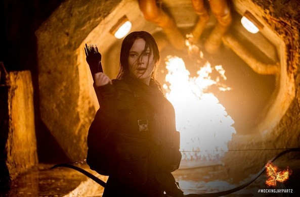 """The Hunger Games: Mockingjay - Part 2"" is set to make a killing with its U.S., China and Japan release happening simultaneously."