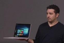 Surface Book comes with SSD options of 512GB, 256GB, 128GB or 1TB