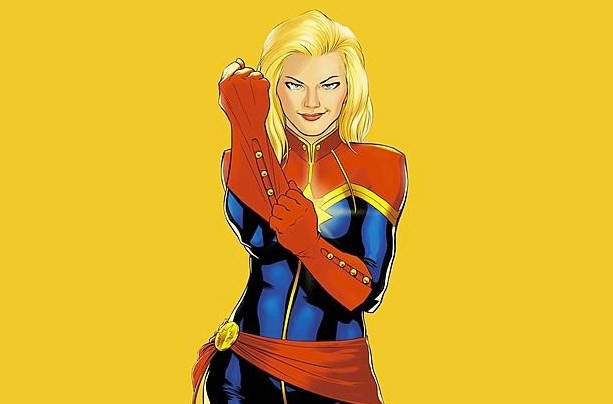 "Captain Marvel was not in Joss Whedon's ""Avengers: Age of Ultron."""