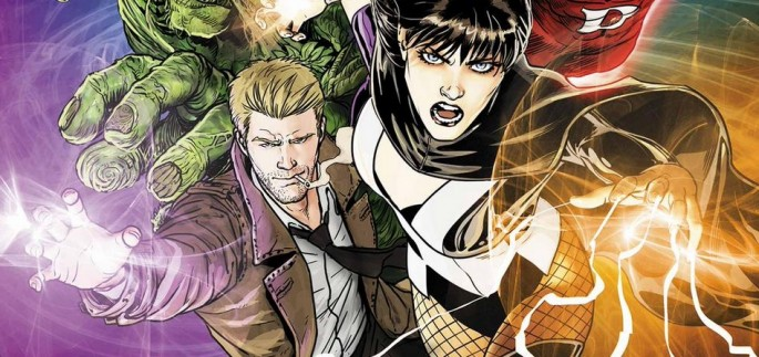 """Justice League Dark"" is set to touch an element of fantasy and magic."