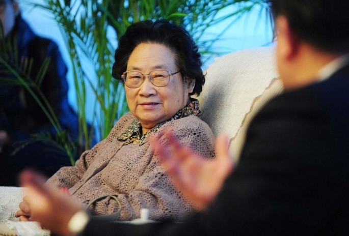 Tu Youyou is known for being the first Chinese woman to win a Nobel Prize in Medicine.