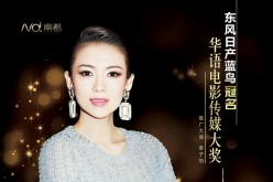 Zhang Ziyi has also been an ambassador for Precious Platinum since March 2007.
