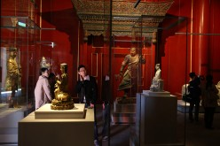 The Cining Palace is one of four areas of the Palace Museum recently opened to the public.