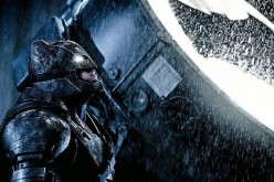 "Ben Affleck is the Dark Knight in ""Batman v Superman: Dawn of Justice."""