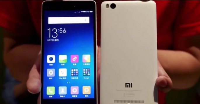The Xiaomi Mi 4 is a smartphone developed by Xiaomi Inc.
