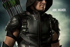 Stephen Amell is the Green Arrow in