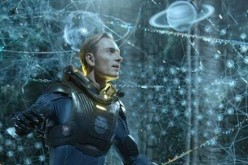 Michael Fassbender is the android David in Ridley Scott's