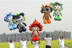 Han Meilin is best known for designing the Fuwa dolls used in the 2008 Beijing Olympics.