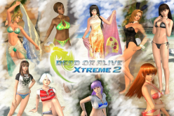 """Dead or Alive Xtreme 3"" is to be released in Japan next year"