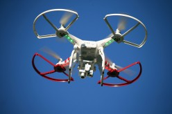 Drones could be used to smuggle banned items into prison, officials said.