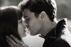 Seen here are Jamie Dornan and Dakota Johnson from