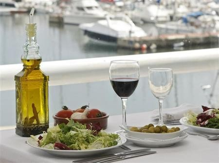 Mediterranean Diet Meal