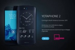 The investment aims to improve the next generation of Yota phones and expand their market.