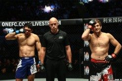 Ben Askren and Luis Santos will go at it again at ONE: Pride of Lions