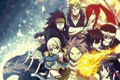Fairy Tail Chapter 500