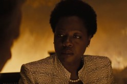 Viola Davis is Amanda Waller in David Ayer's