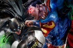 Batman clashes with Superman in Zack Snyder's