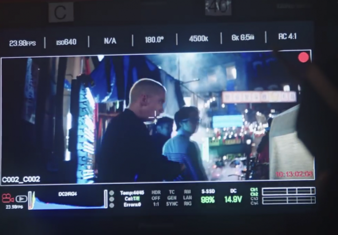 "Eminem Releases Behind-the-Scenes Video of ""Phenomenal"""