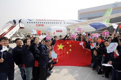 Manufactured by Commercial Aircraft Corporation of China Ltd., the C919 is benefitting from ICBC Financial Leasing Co. as its biggest launching client so far.